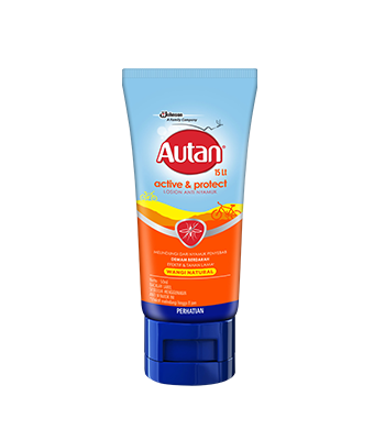 Autan Active & Protect Tube